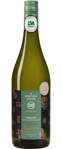 The Hunting Lodge Expressions Sauvignon Blanc 2018
