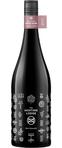 The Hunting Lodge Central Otago Single Vineyard Pinot Noir 2018