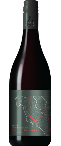 12 Bottles of Whale Islands Syrah 2018