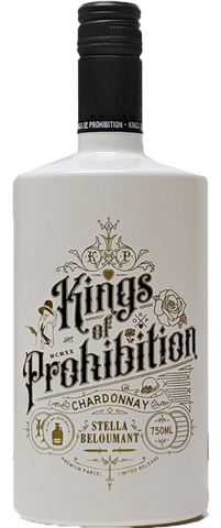 Calabria Kings of Prohibition Chardonnay 2018