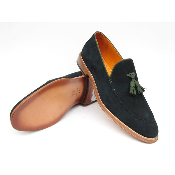 LORD TENNYSON MEN'S SUEDE LOAFER - Gimmerton