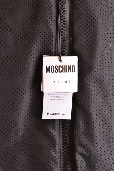 MOSCHINO SCOPED OUT MEN'S JACKET