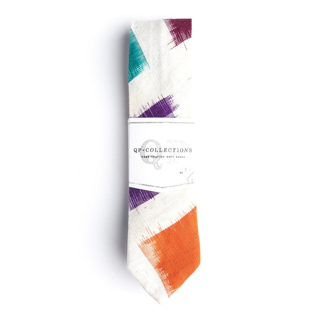LIVING COLOR MULTICOLOR MEN'S NECKTIE - Gimmerton
