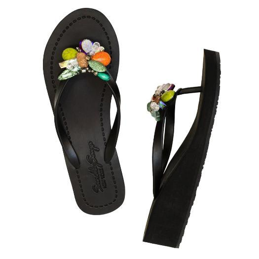 MARGARITAS ON THE BEACH WEDGE SANDAL
