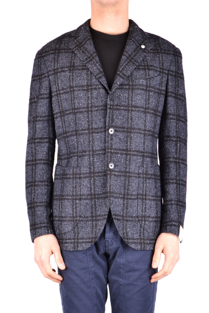 A BIT OF TRADITION IS SEXY MEN'S BLAZER
