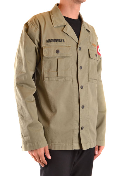 AERONAUTICA MILITARE MEN'S JACKET