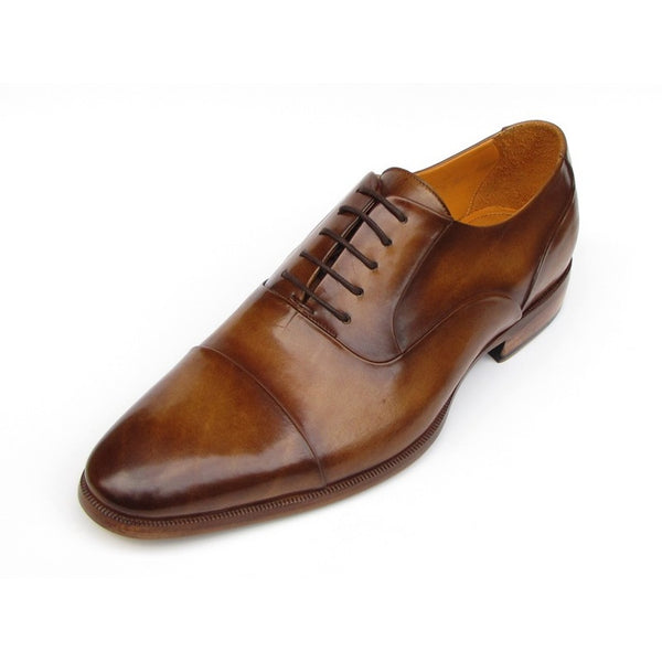 PAUL PARKMAN SEVERUS HANDMADE OXFORD DRESS SHOES