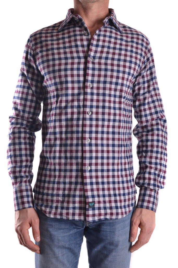 BROUBACK PLAID PARADE MEN'S LONG SLEEVE SHIRT