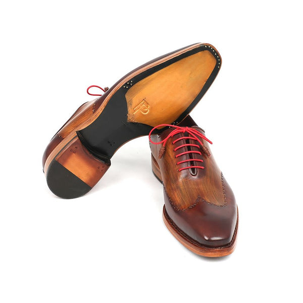 HIS DEBUT WINGTIP OXFORD DRESS SHOES - Gimmerton