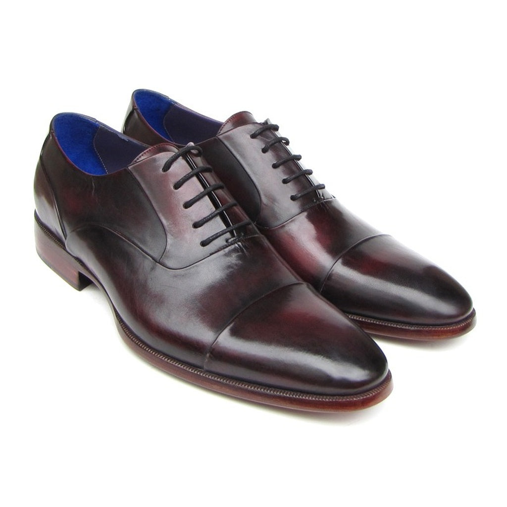 CONFIDENCE IS KEY MEN'S CAPTOE OXFORD DRESS SHOES - Gimmerton