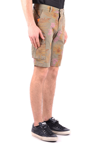 UNCHARTED TERRITORY MULTI COLOR MEN'S SHORTS
