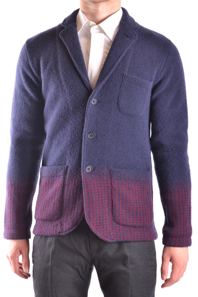 MISTER RISK TAKER TWO TONE MEN'S BLAZER