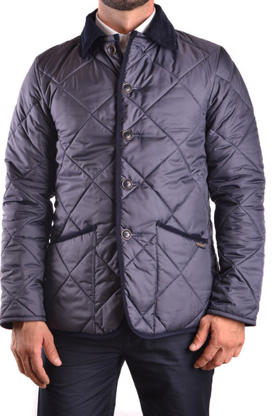 JOCKEY THOROUGHBRED BLUE MEN'S JACKET