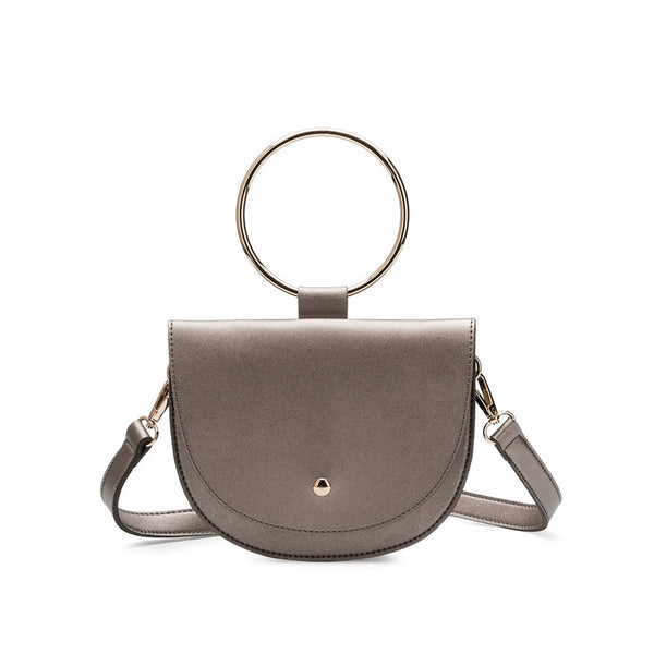 JASMINE VEGAN LEATHER CROSSBODY BAG - Gimmerton