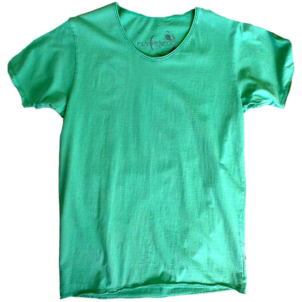 MINT CHIP BASIC CREW NECK MEN'S TSHIRT - Gimmerton