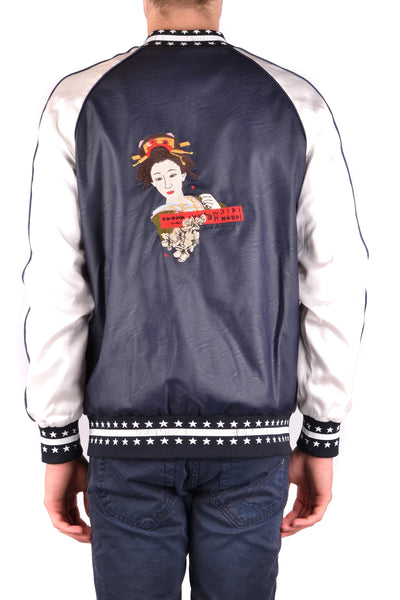 DANIELE ALESSANDRINI MR COMIC MEN'S JACKET