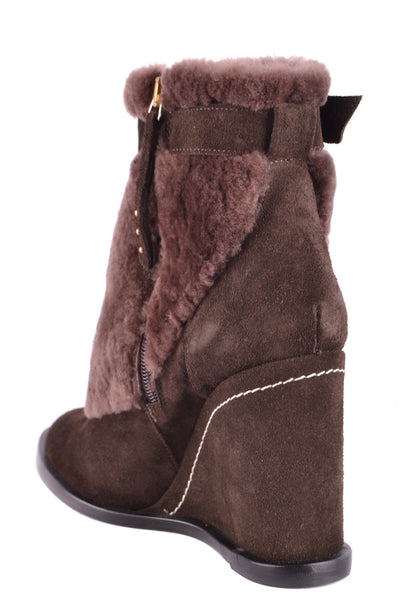 BRING ON WINTER BROWN WOMEN'S BOOTS