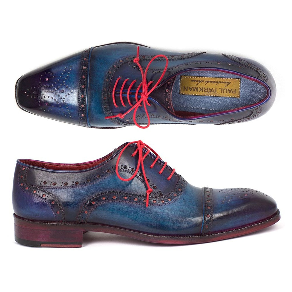 PAUL PARKMAN SUMMONED OXFORD DRESS SHOES