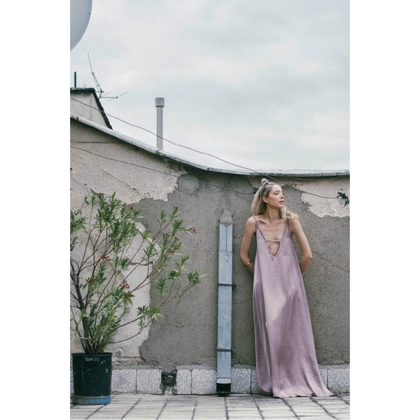 ROOFTOP DATE NIGHT-Women - Apparel - Dresses - Maxi-Bastet Noir-Gimmerton