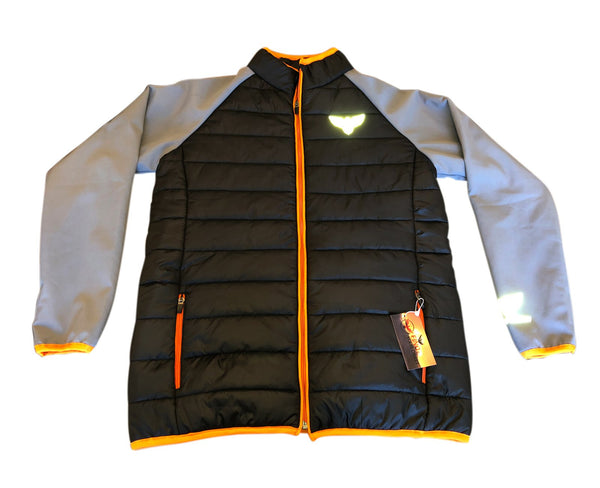 SEE ME NOW REFLECTOR MEN'S JACKET