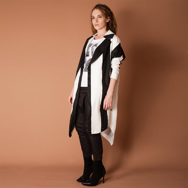 HYBRID LEGACY WOMEN'S LONG COAT