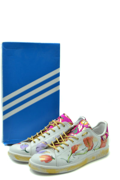 BEAUTIFY ME FLORAL WOMEN'S SNEAKERS