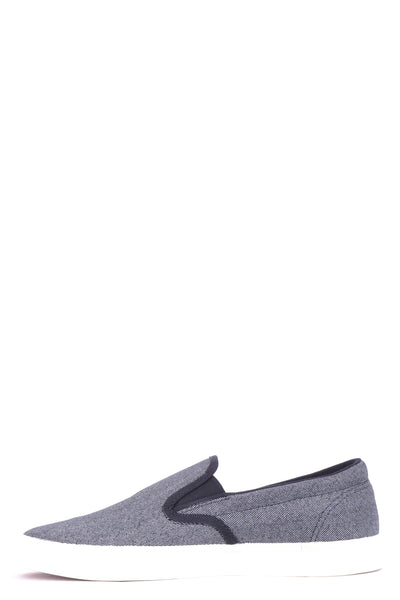 CARTEL CASUAL BLUE MEN'S LOAFER