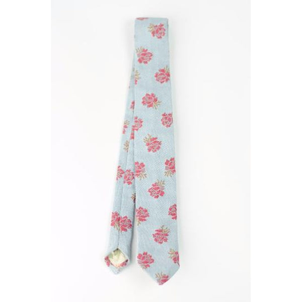 EVERY ROSE HAS ITS THORN FLORAL MEN'S NECKTIE - Gimmerton