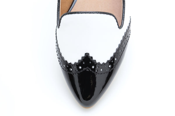 HER PROPHECY POINTED TOE WOMEN'S FLATS