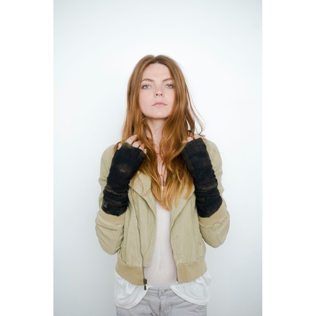 BASALT OMBRE FINGERLESS GLOVES - Gimmerton