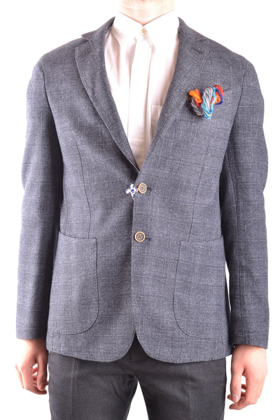 RUMOUR HAS IT BLUE MEN'S BLAZER