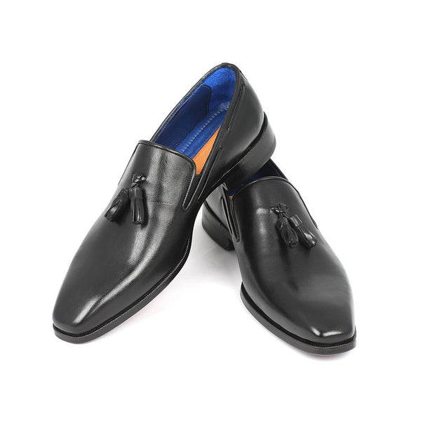 DUKE FERDINAND LEATHER TASSEL LOAFER - Gimmerton