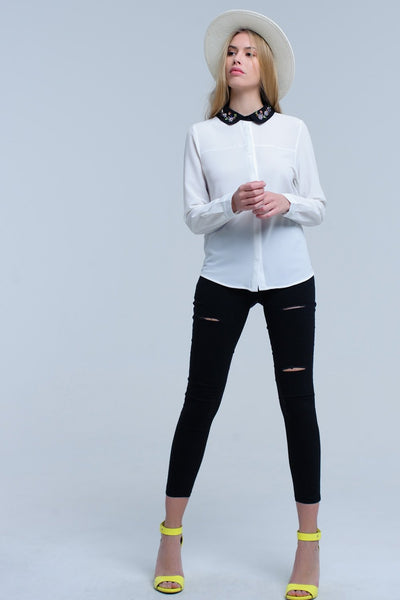 AMITY FACTION WOMEN'S LONG SLEEVE TOP