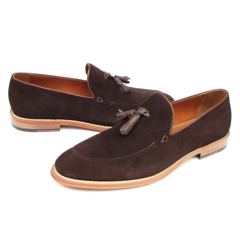 PHILO SLIP ON-Men - Shoes - Loafers & Drivers-Paul Parkman Handmade Shoes-Gimmerton