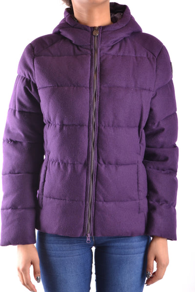 WINTER CAN'T TOUCH THIS VIOLET WOMEN'S JACKET