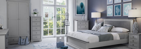 Moonlight Grey Bedroom Furniture