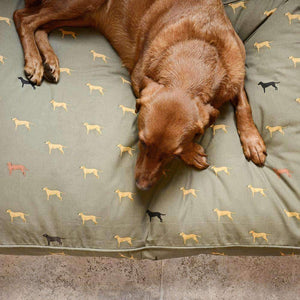 Sophie Allport Fab Labs Pet Bed Mattress-Duck Barn Interiors