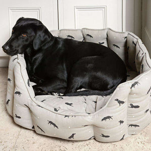 Sophie Allport Large Labrador Pet Bed - Duck Barn Interiors
