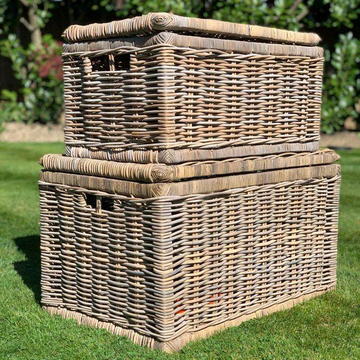 Get Organised with Storage Baskets