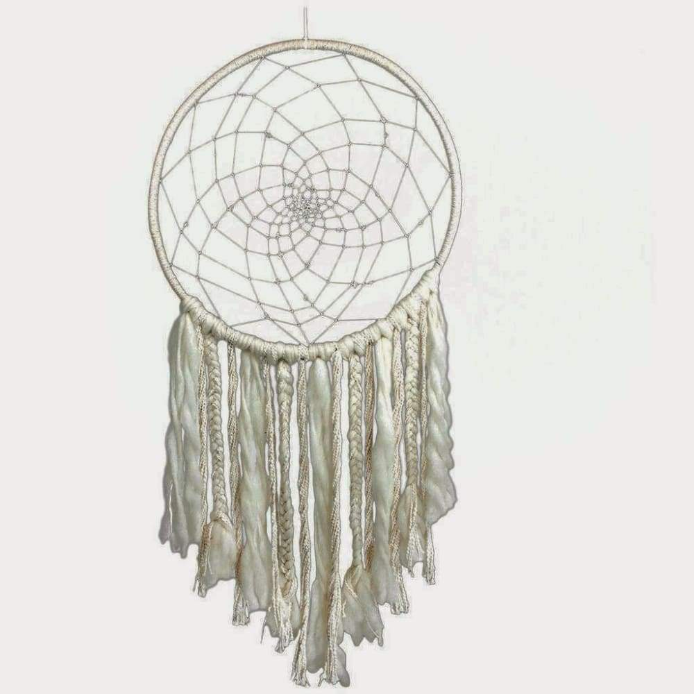 Large Sun Dreamcatcher - Dreamcatcher - boho-bangles