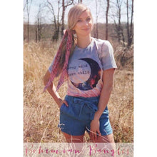 Stay Wild Moon Child Tee - Top - boho-bangles