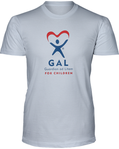 GAL Logo Unisex Short Sleeve Tees - Colors