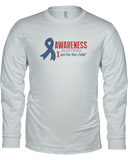 Awareness Matters Ladies Long Sleeve T-shirt - COLORS