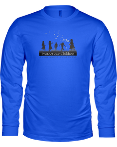 Protect Our Children Unisex Long Sleeve T-Shirt