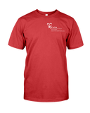 CASA of the South Plains - Unisex T - Red