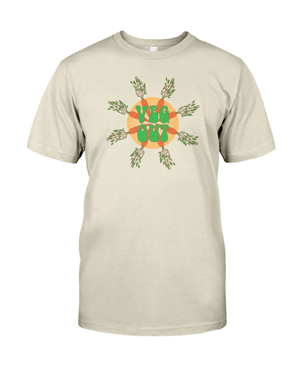 Veg Out - T-Shirt