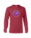 I am Enough Mandala - Ladies Long Sleeve T-Shirt