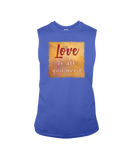 Good Ink - Love is all You Need - Sleeveless T-Shirt