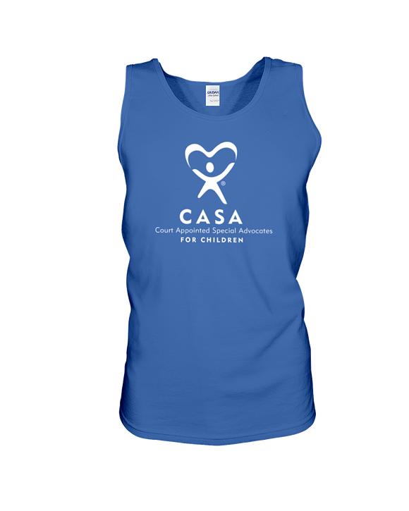 CASA Logo - Tank Top - Dark Colors