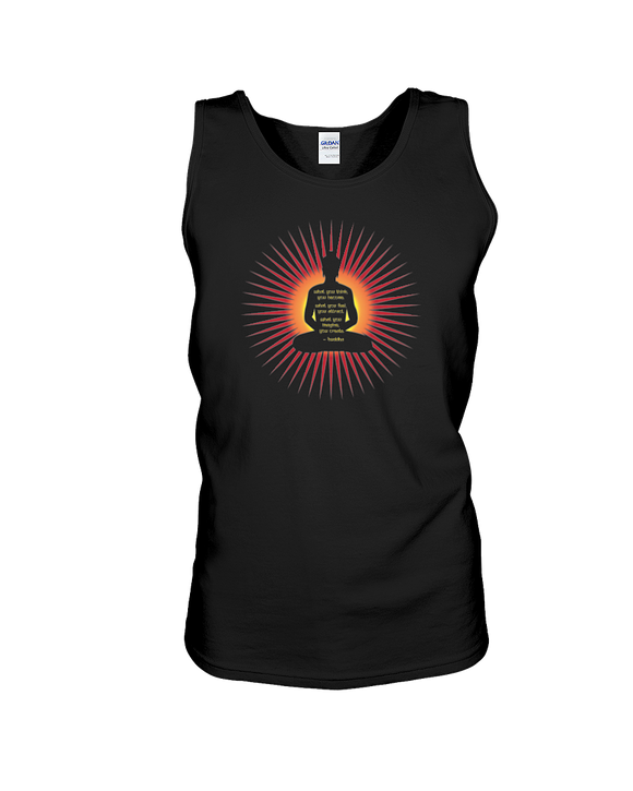 Good Ink, Intention Buddha - Tank Top